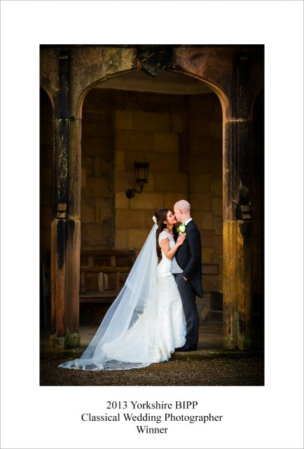 Award winning wedding photographer yorkshire